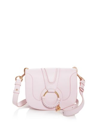 Hana Medium Leather Crossbody by See By Chloé