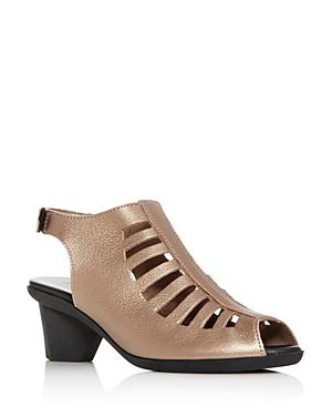 Women's Enexor Slingback Mid-Heel Sandals