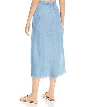 Show Me Your MuMu - Sharon Chambray Skirt