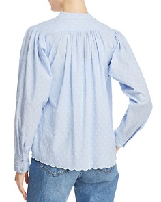 Joie - Abidan Embroidered Shirt