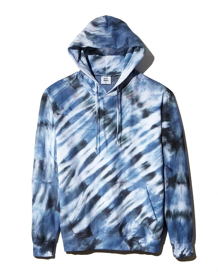 Stain Shade - Tie-Dyed Hooded Sweatshirt - 100% Exclusive