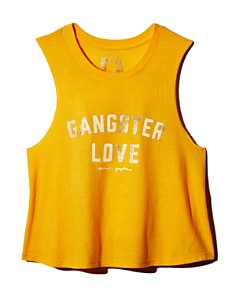 Spiritual Gangster - Love Cropped Tank