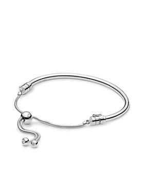 55900f3b3 Pandora - Sterling Silver & Cubic Zirconia Bracelet ...