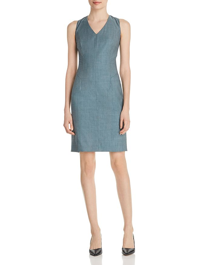 BOSS - Dathea Sheath Dress - 100% Exclusive