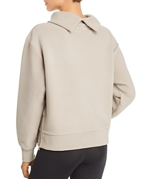 Varley - Simon Side-Zip Sweater