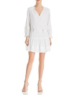 PAIGE - Jaslene Tiered-Skirt Mini Dress