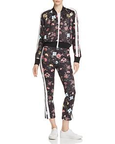 PAM & GELA - Fineline Floral Track Pants
