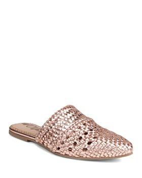 d19d75330127e9 Women s Designer Mules   Leather Mules - Bloomingdale s