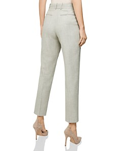 REISS - Hettie Textured Trousers