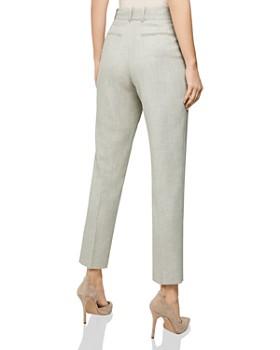 REISS - Hettie Textured Trousers