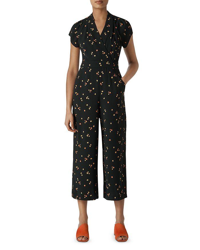Whistles - Floral-Print Jumpsuit