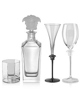 Versace - Medusa Barware Collection