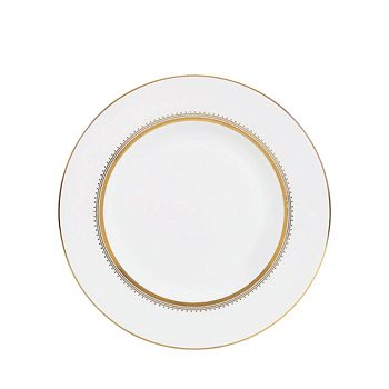Wedgwood - Golden Grosgrain Accent Plate
