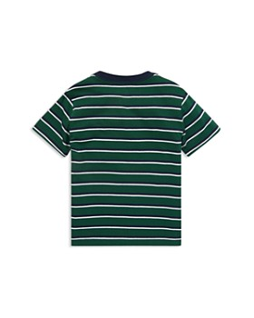 Ralph Lauren - Boys' Striped Graphic T-Shirt - Little Kid