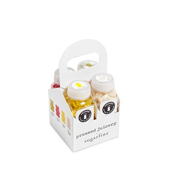 Sugarfina - Pressed Juicery x  4-Shot Carrier