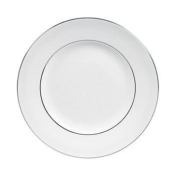 Wedgwood - Blanc Sur Blanc Salad Plate