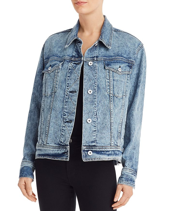 84c12f19d6c3 rag   bone JEAN - Oversized Denim Jacket