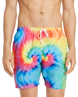 BOARDIES - Tie-Dye Swim Trunks