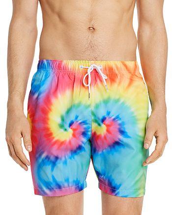 BOARDIES - Tie-Dye Swim Trunks