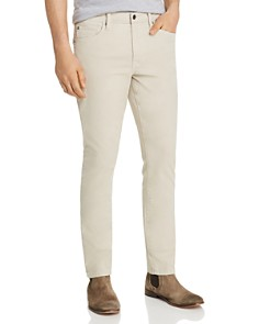 Joe's Jeans - Asher Slim Fit Jeans in White Sands