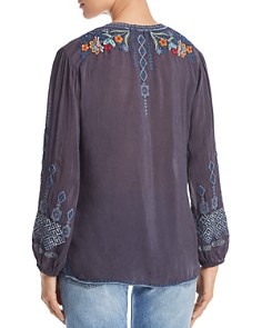 Johnny Was - Chelsee Embroidered Blouse