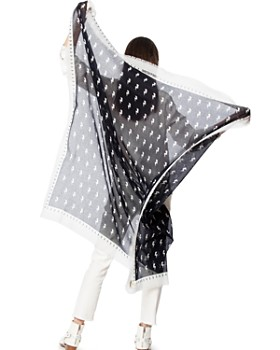 Zadig & Voltaire - Ivy Icon Flash Scarf