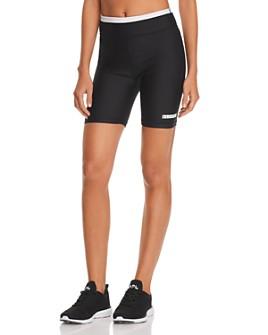 All Fenix - High-Rise Bike Shorts
