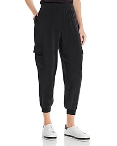 Alice and Olivia - Dede Cargo Jogger Pants
