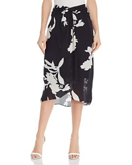 Joie - Arlissa Twist-Front Skirt
