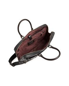 COACH - Metropolitan Slim Leather Briefcase