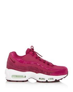 3dde6740f7 ... Nike - Women's Air Max 95 Premium Low-top Sneakers