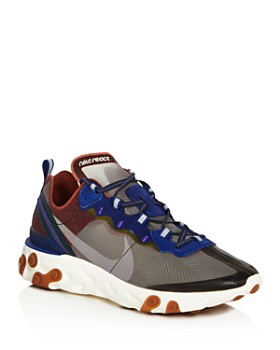 best cheap 65824 5b19e Nike - Men s React Element 87 Low-Top Sneakers ...