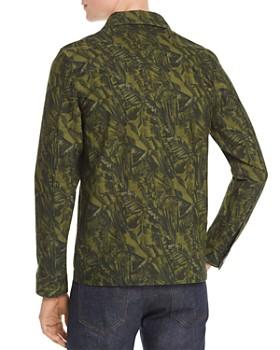 A.P.C. - Veste Leaf-Print Jacket