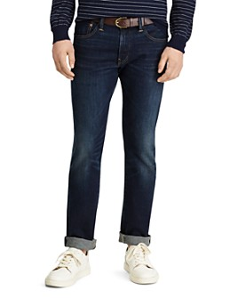 Polo Ralph Lauren - Varick Slim Straight Jeans in Blue