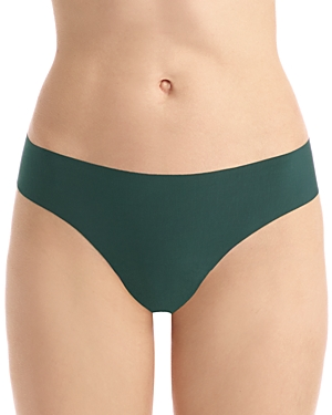 Commando Tops BUTTER MID-RISE THONG