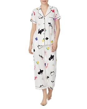 kate spade new york - Printed Pajama Set