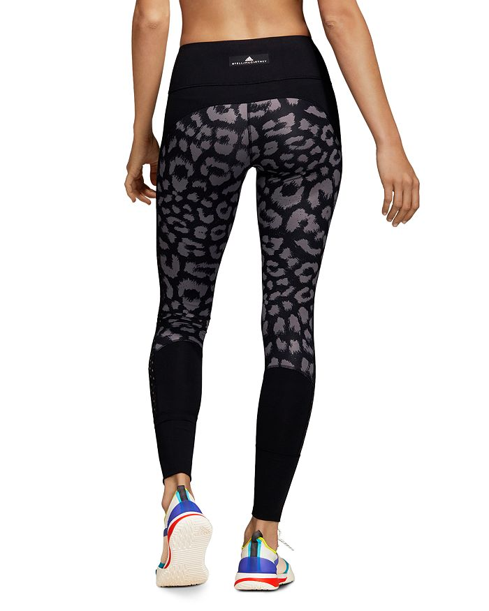 56c3061a743fb adidas by Stella McCartney Comfort Leopard Print Leggings ...