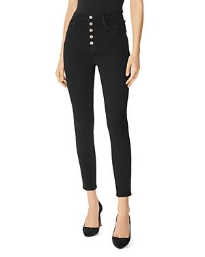 J Brand Jeans LILLIE HIGH-RISE SKINNY JEANS IN VESPER