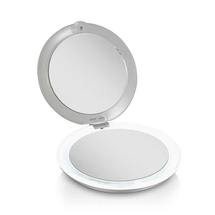 Zadro Ultimate Led Lighted Compact Mirror With 1x 10x