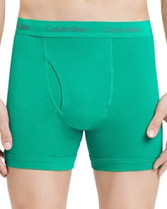 Calvin Klein - Cotton Stretch Boxer Briefs, Pack of 3