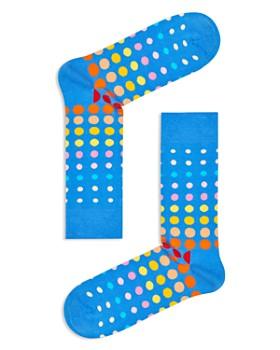 Happy Socks - Faded Disco Dot Socks