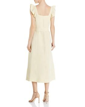Rebecca Taylor - Drop-Pleat Midi Dress