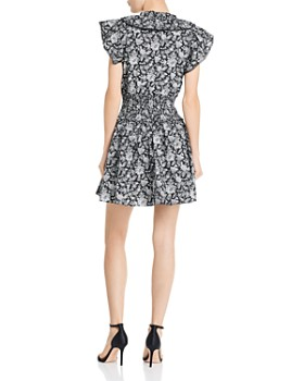 Rebecca Taylor - Provencal Ruffled Dress
