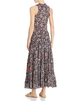 Poupette St. Barth - Bety Floral Maxi Dress