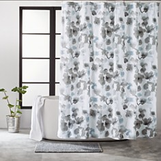 "DKNY - City Bloom Shower Curtain, 72"" x 72"""