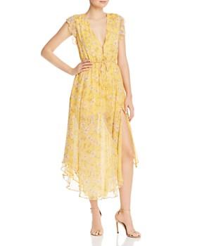 Rahi - Bella Floral-Print Maxi Dress