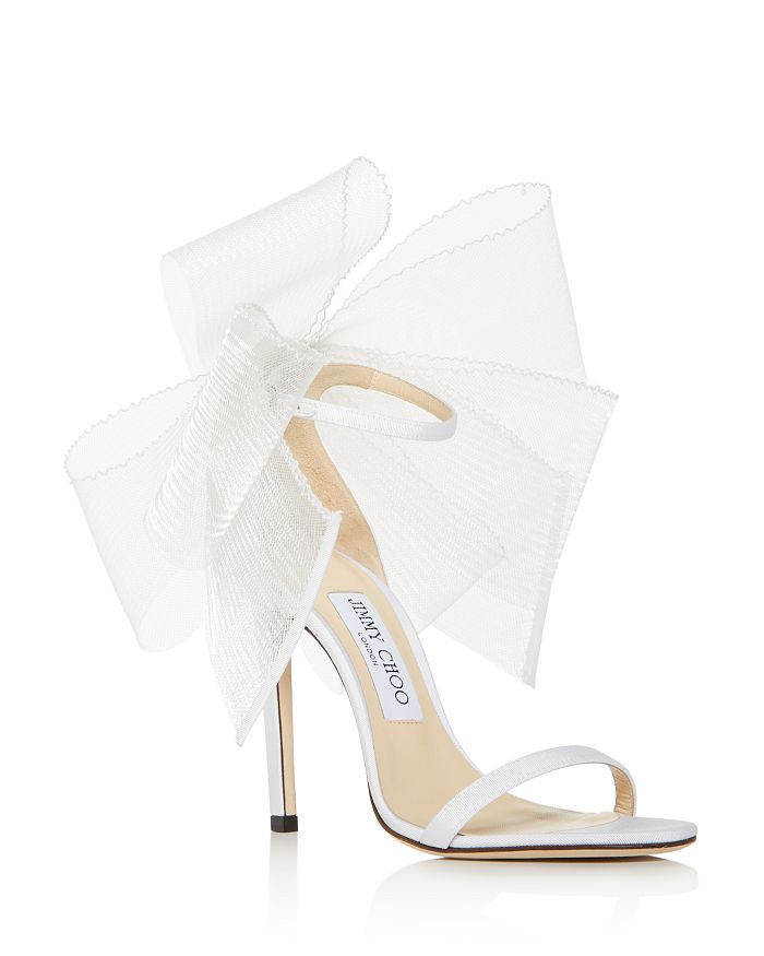 Jimmy Choo - Women's Aveline 100 High-Heel Sandals
