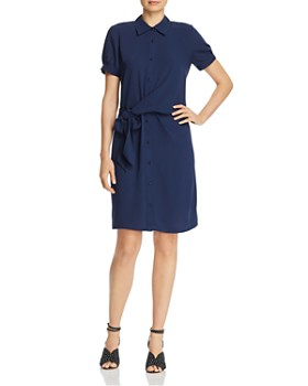 nanette Nanette Lepore - Short-Sleeve Shirt Dress