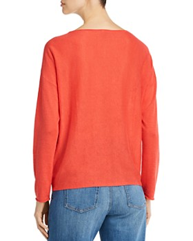 Eileen Fisher Petites - Cropped Sweater