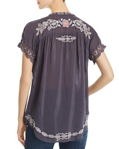 Johnny Was - Avril Embroidered Blouse